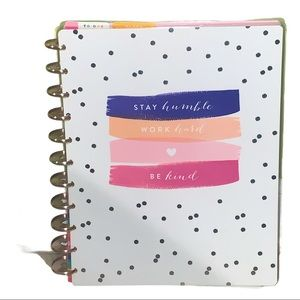 The Happy Planner BIG Happy Notes Stay Humble EUC